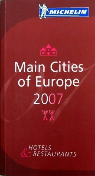 Principales ciudades de Europa 2007