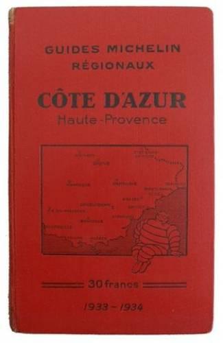Cote D'azur 1933-34