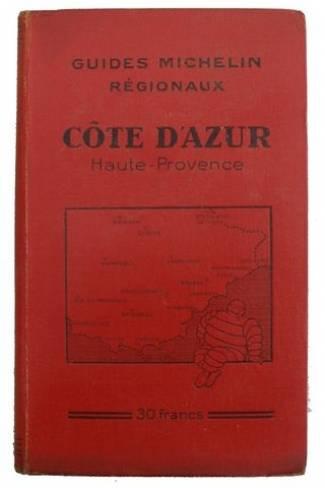 Cote D'azur 1930-31