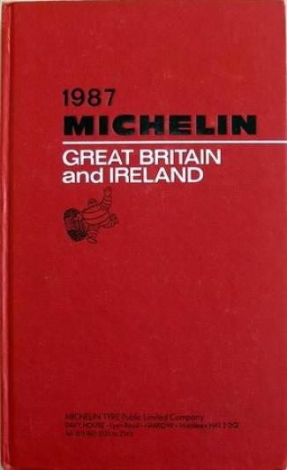 Gran Bretaña e Irlanda 1987