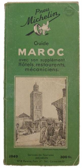 Marruecos 1949 (*)