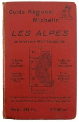 Alpes Savoie Dauphiné 1928-29