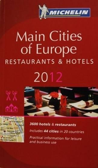 Principales Ciudades de Europa 2012