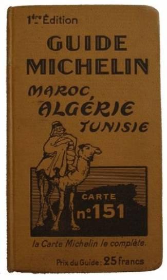 Marruecos Argelia Tunez 1929