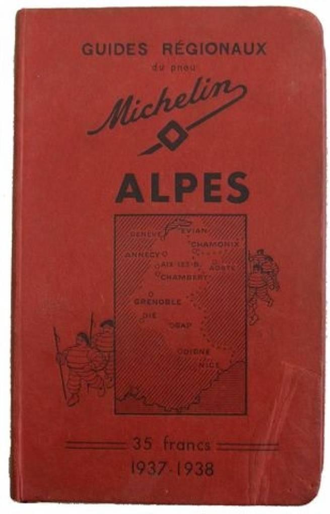 Les Alpes 1937-38