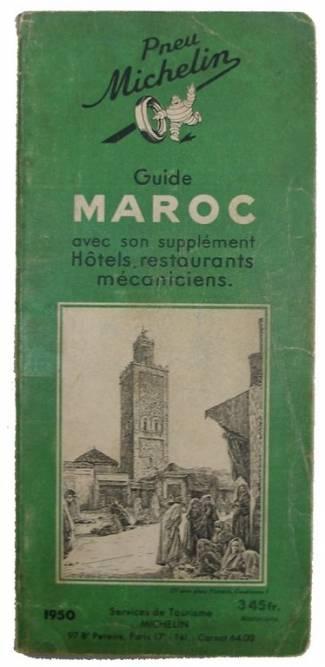 Marruecos 1950 (*)