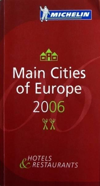 Principales ciudades de Europa 2006