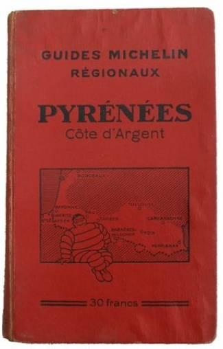 Pyrénées 1932-33