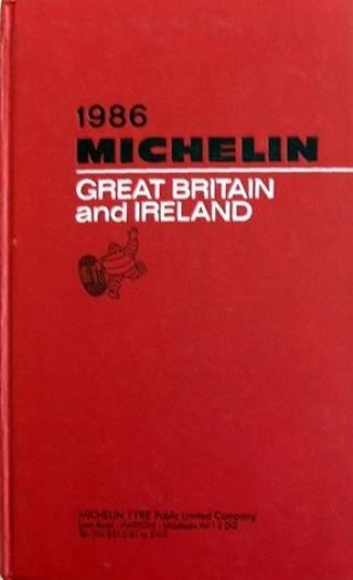 Gran Bretaña e Irlanda 1986