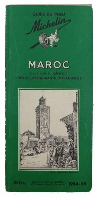 Marruecos 1954-55 (*)