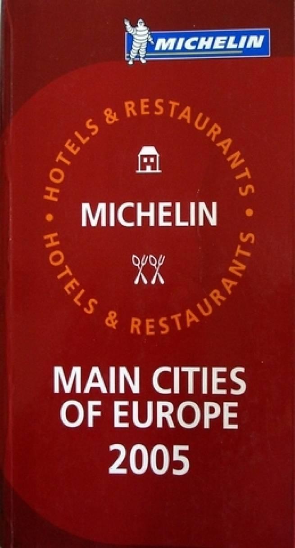 Principales ciudades de Europa 2005