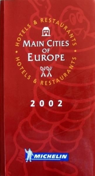 Principales ciudades de Europa 2002