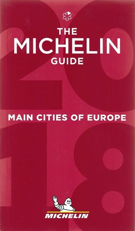 Principales Ciudades de Europa 2018