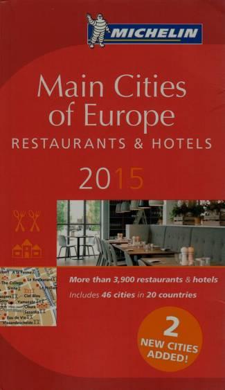Principales Ciudades de Europa 2015