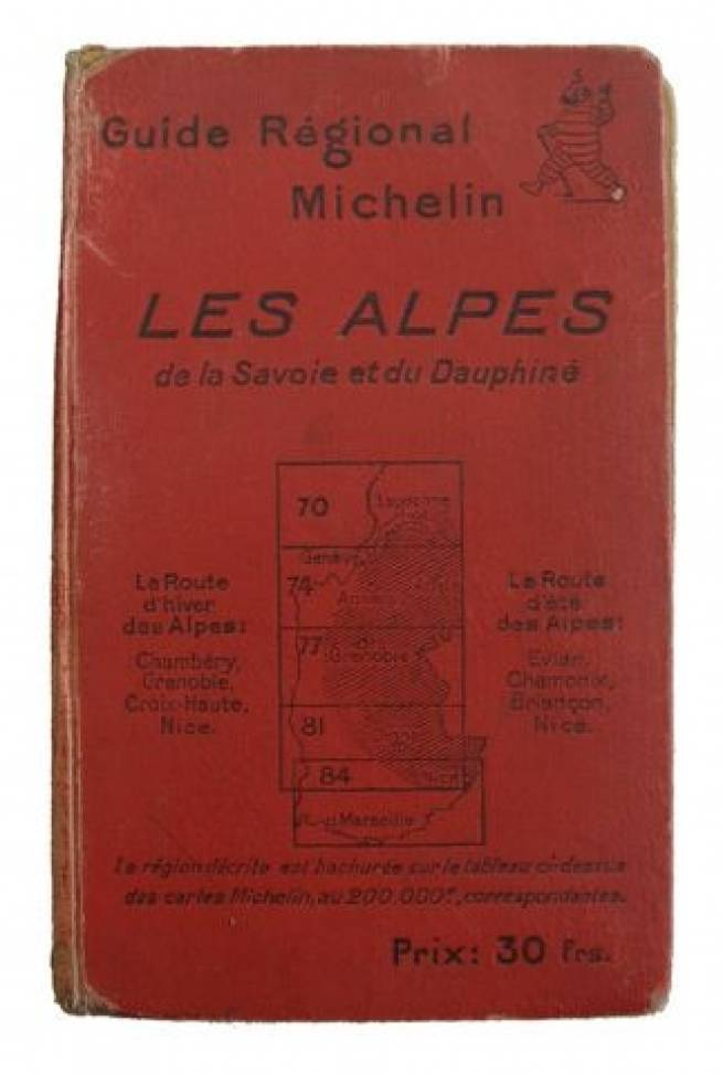 Alpes Savoie Dauphiné 1927