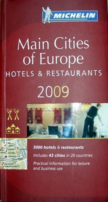 Principales ciudades de Europa 2009