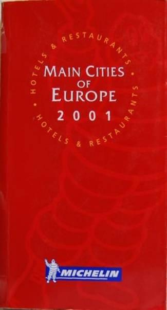 Principales ciudades de Europa 2001