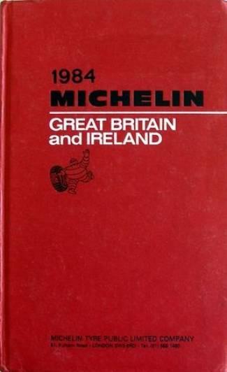 Gran Bretaña e Irlanda 1984