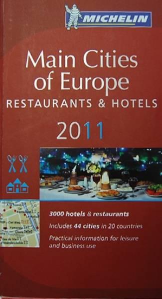 Principales Ciudades de Europa 2011