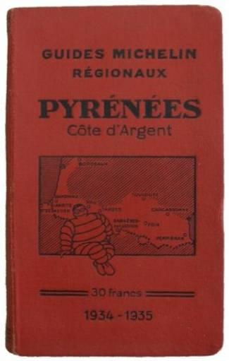 Pyrénées 1934-35