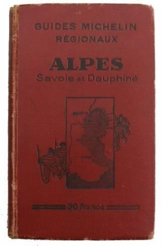 Alpes Savoie Dauphiné 1930-31