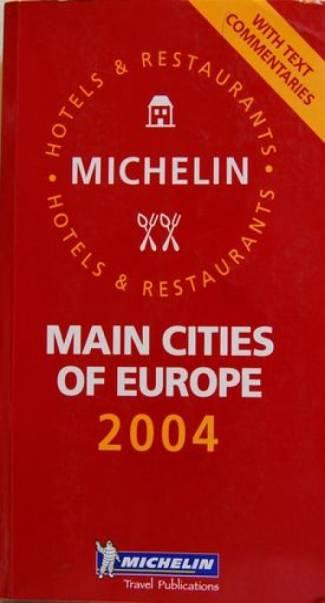 Principales ciudades de Europa 2004